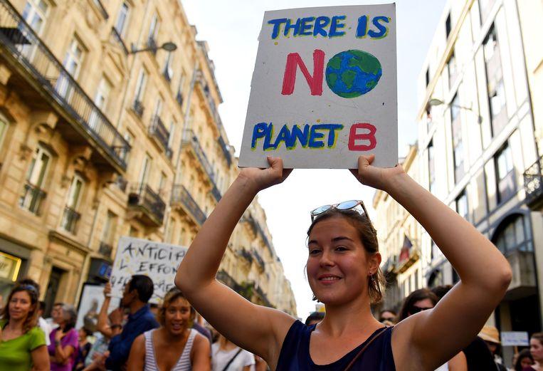 Betogers in Bordeaux