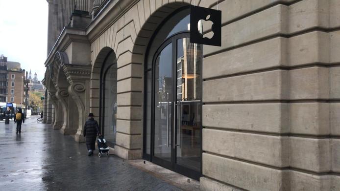 De Apple Store op het Leidseplein