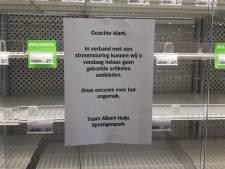 Strop voor Apeldoornse Albert Heijn: alle koelwaren de kliko in