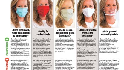 Welk masker kan je vertrouwen?