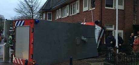 Gekantelde Apeldoornse waterwagen wordt eind december vervangen