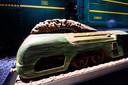 De sculpturen zelf werden ontworpen door François Schuiten, stripverhaalauteur en scenograaf van Train World.