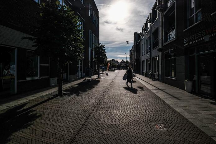 Nieuwbouw in het centrum van Duiven.