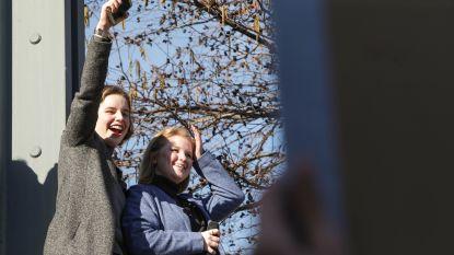 Klimaatspijbelaars Anuna De Wever en Kyra Gantois schrijven boek, helft opbrengst naar Youth for Climate