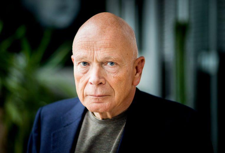 Peter Plasman.  Beeld Koen van Weel/ANP