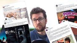 """Komiek roept op om te stoppen met de nominatiespam op Facebook: """"Besmettelijker dan het coronavirus!"""""""