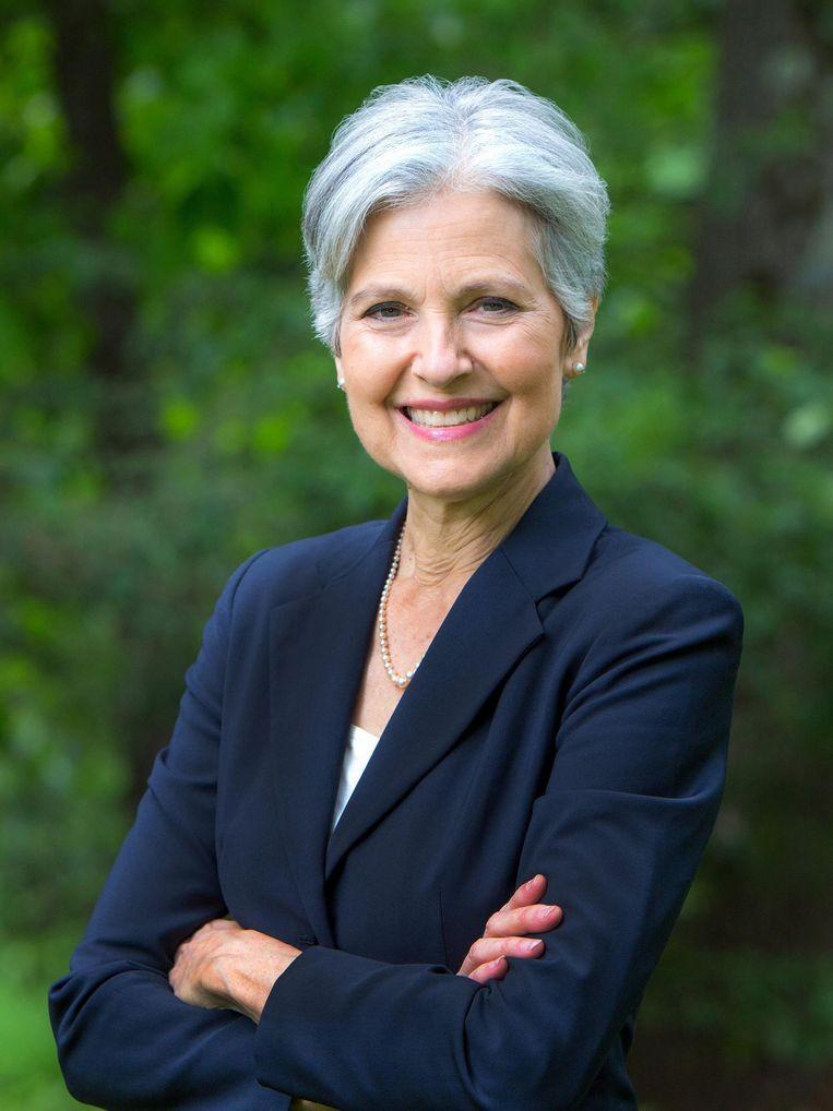 Jill Stein van de Green Party. Beeld afp