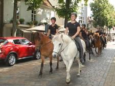 Warm ontvangst WK IJslandse Paarden in Oirschot