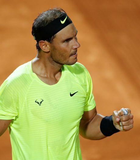 Le programme de lundi: Nadal, Serena et Thiem entrent en piste