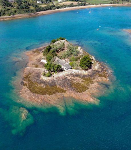 Avis aux amateurs: une île bretonne est à vendre
