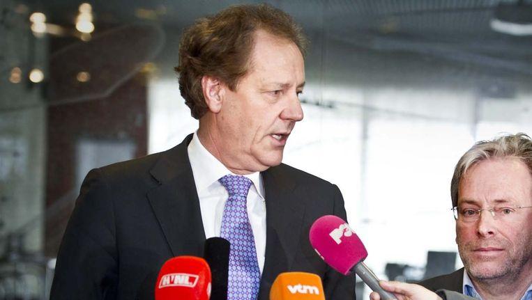 Eindhovens burgemeester Rob van Gijzel is een van der initiatiefnemers. Beeld EPA