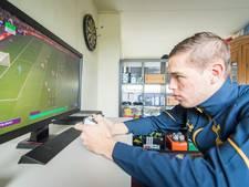 Jaey (21) uit Nieuwegein is één van de beste FIFA-spelers ter wereld