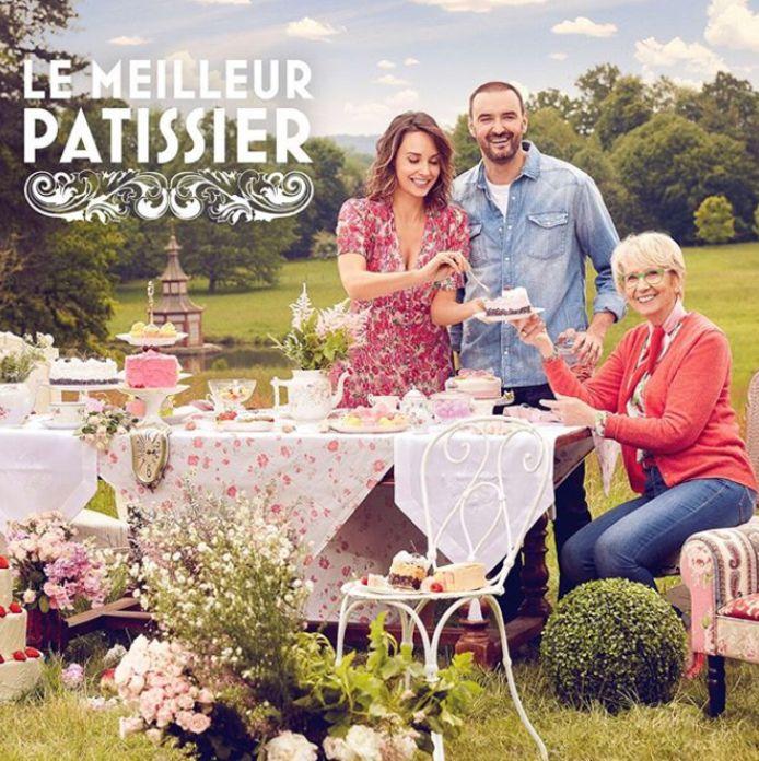 """Le tournage de la nouvelle saison du """"Meilleur Pâtissier"""" a été interrompu le 7 août."""