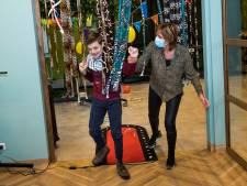 Mooi! Lichtjesfeest voor jongeren met een ernstig meervoudige beperking bij Zomerplus