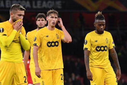 """Onze chef voetbal niet mals voor Standard: """"Het leken wel brave jongetjes op een stadiontour"""""""
