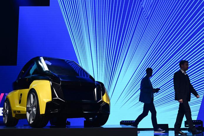 De 'Bolt Nano' werd al langer dan een jaar in het geheim ontwikkeld.
