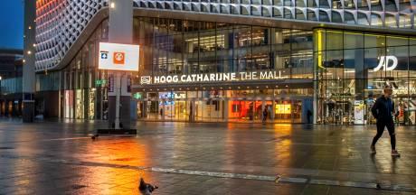 Opvallend rustig op Utrecht Centraal: we werken weer massaal thuis