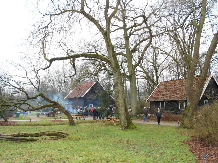 Het Arboretum in De Lutte is zaterdag ook geopend.