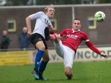 Eerste speeldag beker met DZC'68-FC Winterswijk en DVC'26-Concordia Wehl