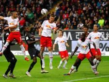 De Guzman en co komen niet voorbij RB Leipzig