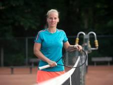 De wijze coronalessen van Richel Hogenkamp: 'Ik besef nu weer hoe leuk tennis is'