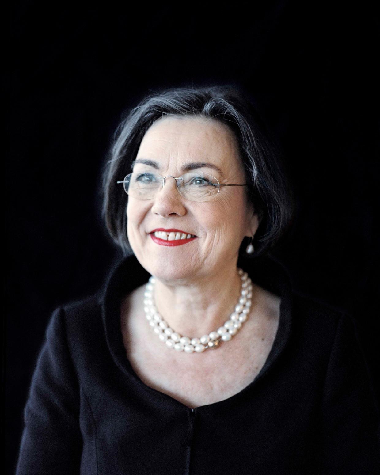 Gerdi Verbeet is sinds 2015 voorzitter van het Nationaal Comité 4 en 5 mei. Tussen 2006 en 2012 was ze voorzitter van de Tweede Kamer