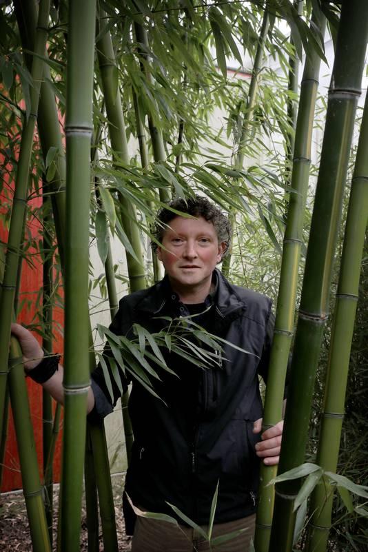 Bennie Nuilen van Bamboo Giant.