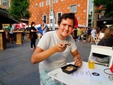 Suijkerbuijk Eet: tonijnsteak op het Mariënburgplein