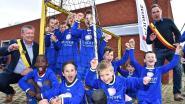 FC Eendracht neemt voetbalkleedkamers in gebruik