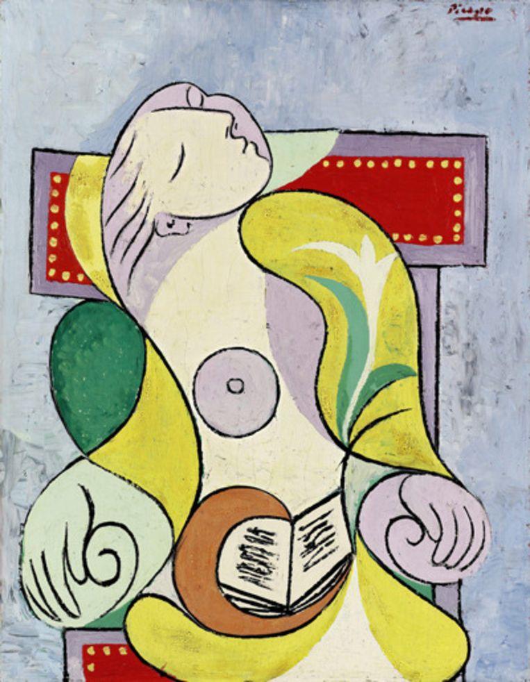 Picasso's La Lecture. Foto EPA Beeld