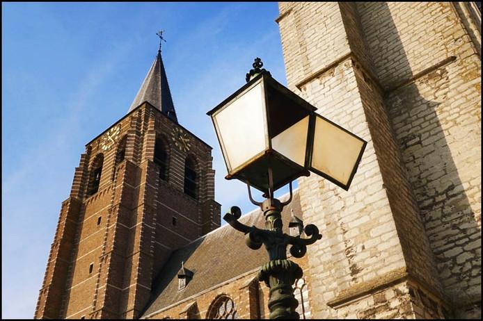 Lambertuskerk in Wouw.