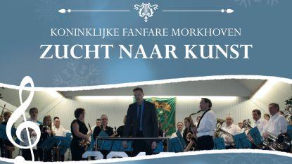 Koninklijke fanfare Zucht naar Kunst speelt winterconcert