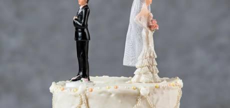 Plus d'un million de divorcés en Belgique