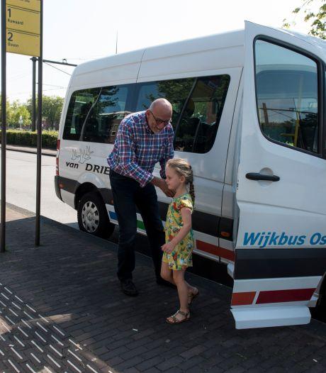 Oss trekt ook volgend jaar de portemonnee voor stilstaande wijkbus