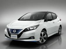 Stroomstoot voor de Nissan Leaf
