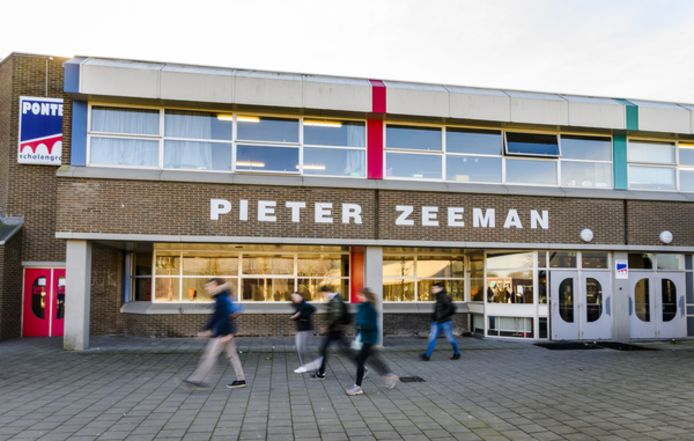 De Pieter Zeeman in Zierikzee.