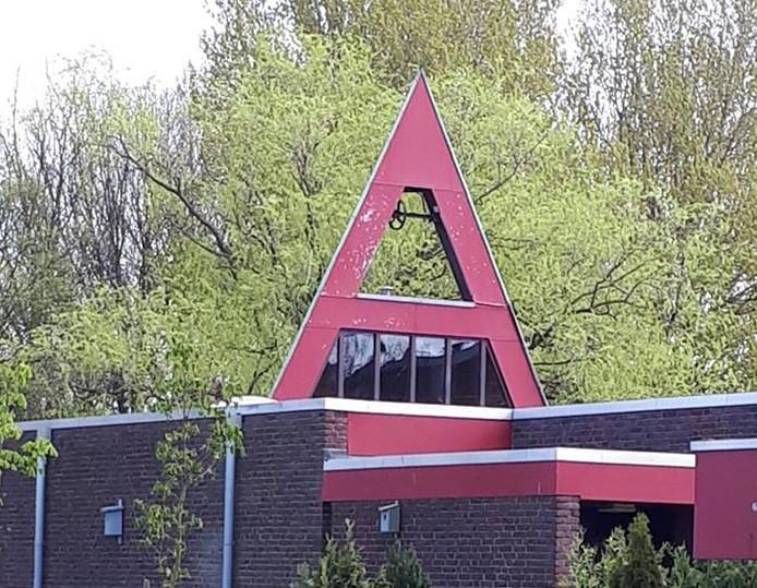De bronzen klok werd vorige week gestolen van de begraafplaats aan het Reviusplein.