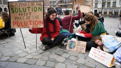 Klimaatevent op Blauwputplein met optredens en foodtrucks