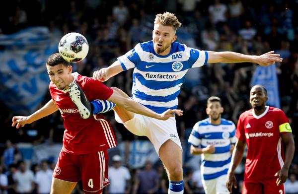 De Graafschap terug in Eredivisie ten koste van Almere City