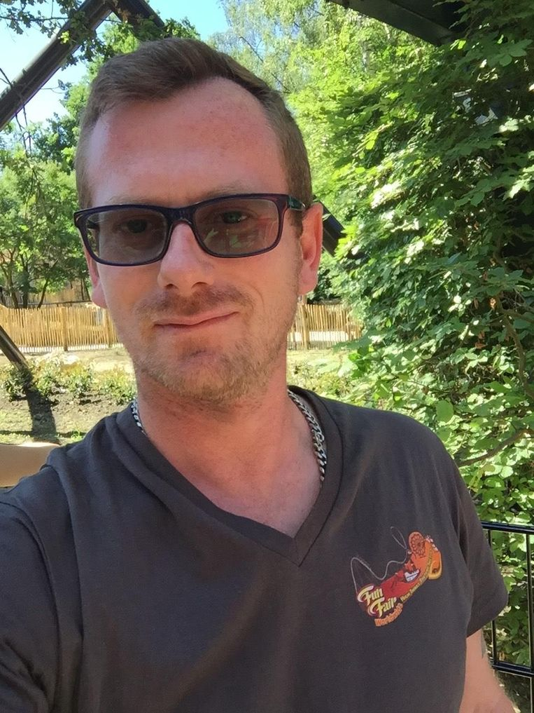 Robin Demyttenaere (38) uit Aalter