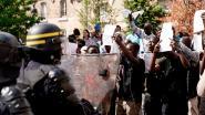 Nieuwe hesjesbeweging in Frankrijk: 'zwarte hesjes' eisen verblijfsvergunning