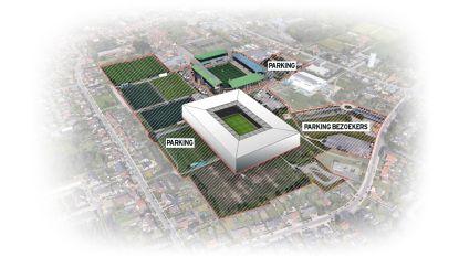 In primeur onthuld: het nieuwe stadion van Club Brugge, pareltje met steile tribunes, 5.000 vipplaatsen en fandorp