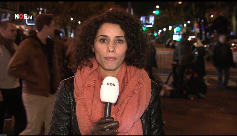 Siham Raijoul (29) Beeld