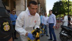Zelfmoordaanslag tegen agenten in centrum Tunis: minstens 5 gewonden