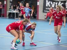 Zwak begin funest voor handbalsters DFS Arnhem