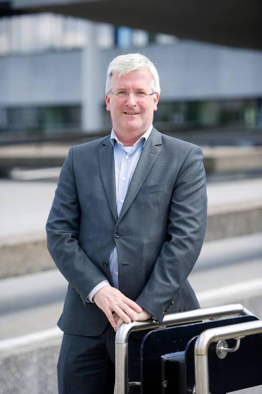 Gedeputeerde Erik van Merrienboer.