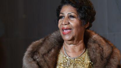 Doodzieke Aretha Franklin is terug alert en deelt zelfs 'plaagstootjes' uit