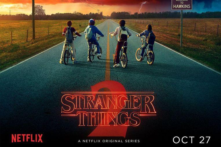 Stranger Things trailer Beeld Netflix