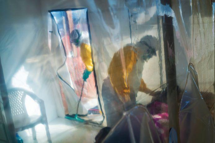 Une soixantaine de rescapés sont pris en charge à l'hôpital général de Beni, lourdement blessés et traumatisés.