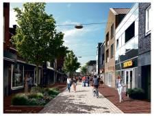 Grens tussen oost en west herleeft in Rijssen bij herinrichting stadshart